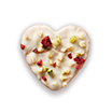 堅果紅莓心形餅